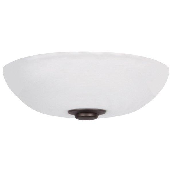 Harlow Opal Matte LED Light Fixture
