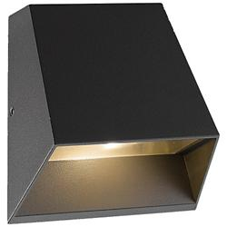 Kilo LED Outdoor Wall Sconce (Graphite Grey) - OPEN BOX