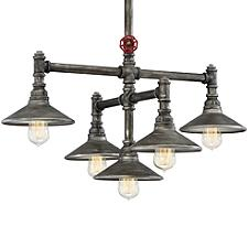 Zinco 5-Light Chandelier