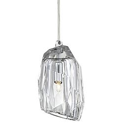 Diffi Mini Pendant (Chrome) - OPEN BOX RETURN