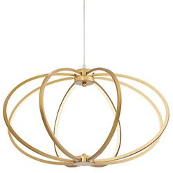 Leggero LED Pendant (Gold) - OPEN BOX RETURN
