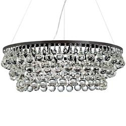 Canto 25689-25690 Chandelier (Large) - OPEN BOX RETURN