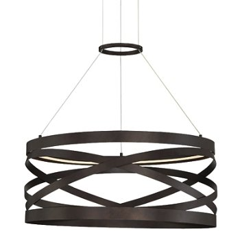 Avita LED Drum Pendant