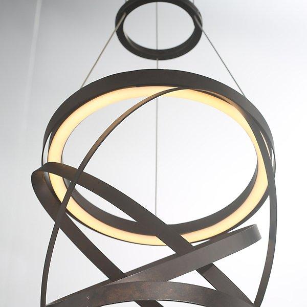 Avita LED Drum Pendant