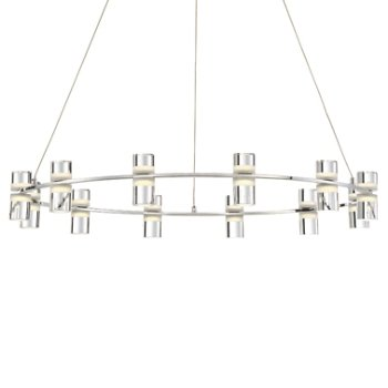 Netto LED Ring Chandelier