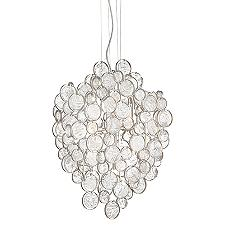 Trento Clustered Glass Pendant Light