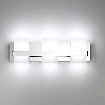 Shown in 3 light, lit