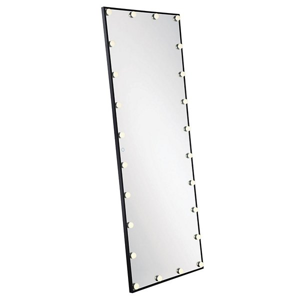 Hollywood Freestanding LED Mirror
