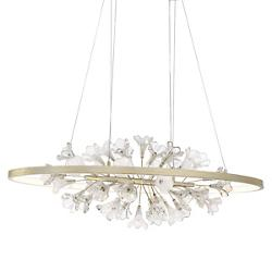 Clayton LED Oval Chandelier