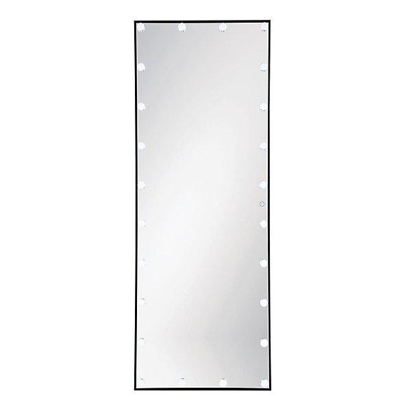 Rectangular LED Floor Mirror