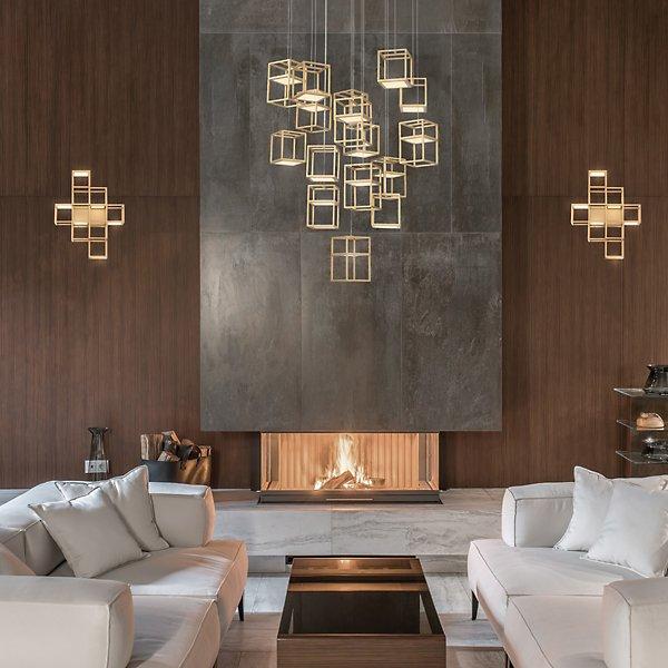 Ferro LED Wall Sconce