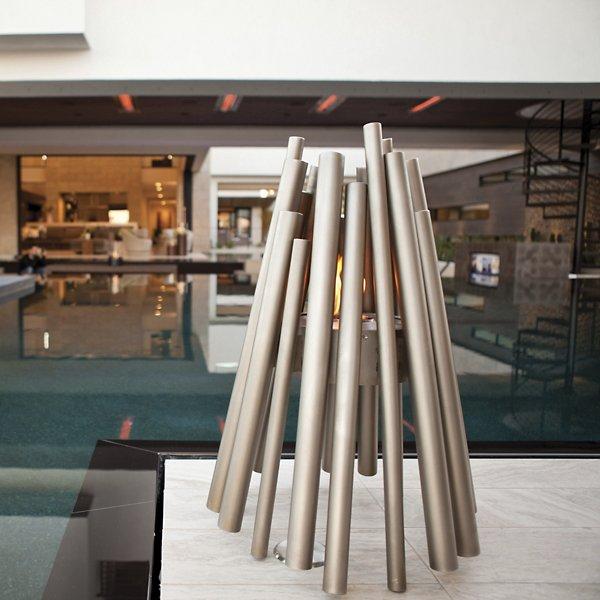 Stix Fireplace