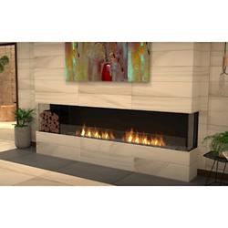 Flex Firebox - Bay with Decorative Sides