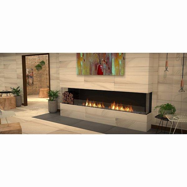 Flex Firebox - Bay with Decorative Sides