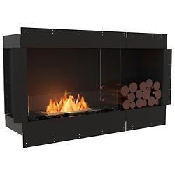 Flex Firebox - Single Sided with Decorative Sides