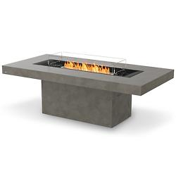 Gin 90 Dining Height Freestanding Firepit