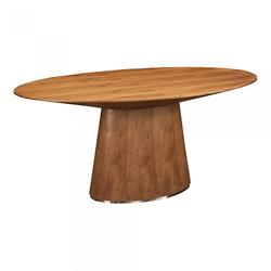 Otago Oval Dining Table