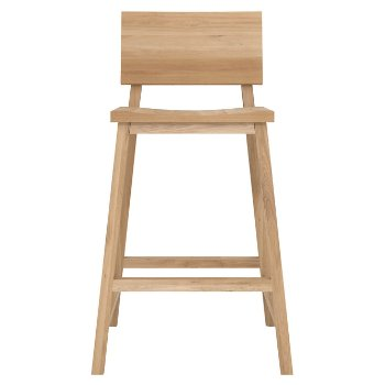 Oak N3Counter Stool