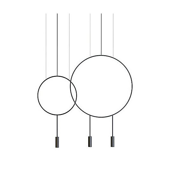 Revolta LED L73.1S1D Linear Suspension