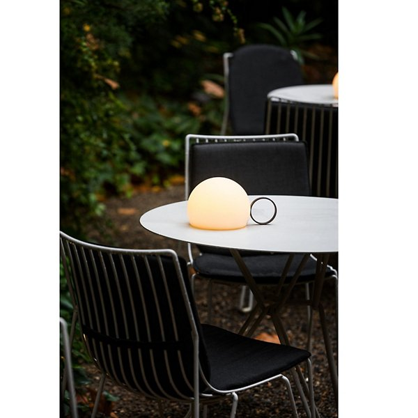 Circ Rechargeable Outdoor LED Table Lamp