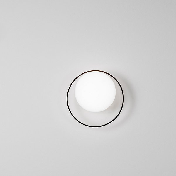 Circ Globe LED Outdoor Wall Sconce