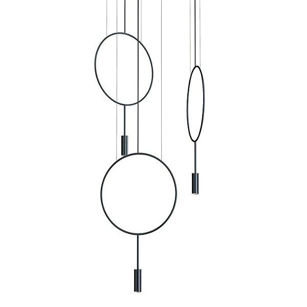 Revolta LED Multi-Light Pendant