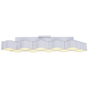 Billow 10-Light LED Wall Sconce / Semi-Flushmount
