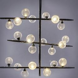 Bubbly LED Chandelier
