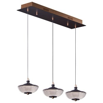 Bella LED Linear Suspension