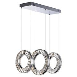 Charm LED Linear Suspension