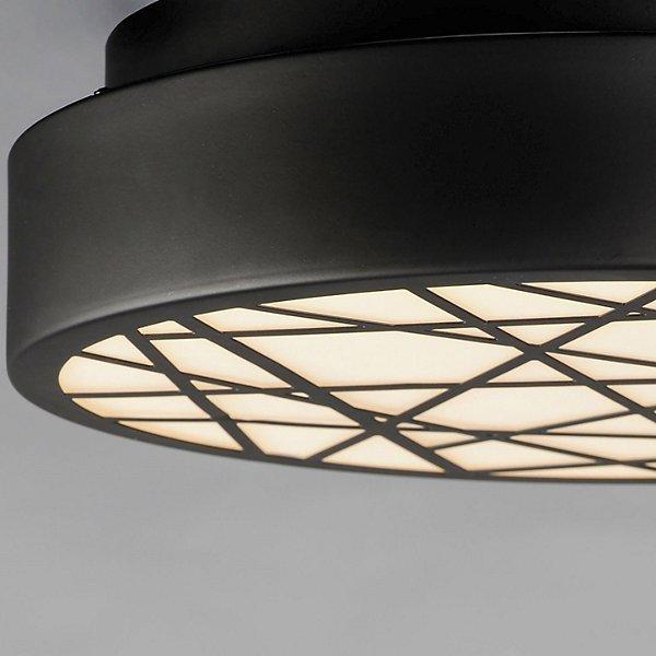 Intersect LED Flushmount