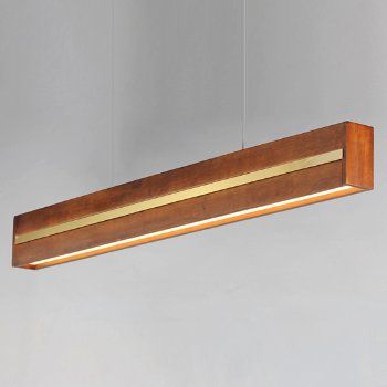 Shown in Antique Pecan with Brushed Champagne finish, 40 Inch, Detail view