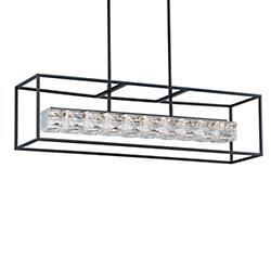 Zephyr LED Linear Suspension