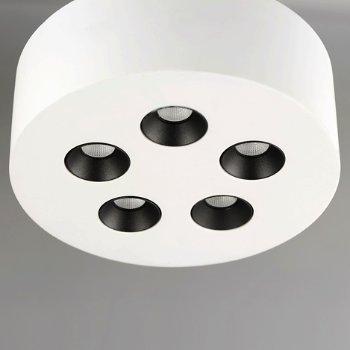 Shown in White finish