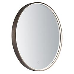 Round E42016 LED Mirror