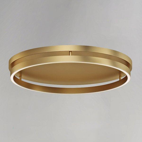 Groove LED Flushmount