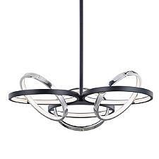 Gyro II 3 Light LED Pendant