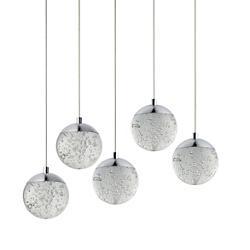 Orb II LED Linear Multi-Light Pendant