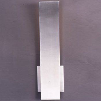 Shown in Satin Aluminum finish