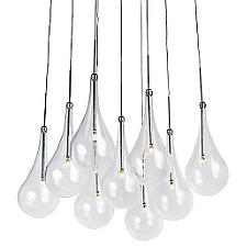 Larmes LED Multi-Light Pendant