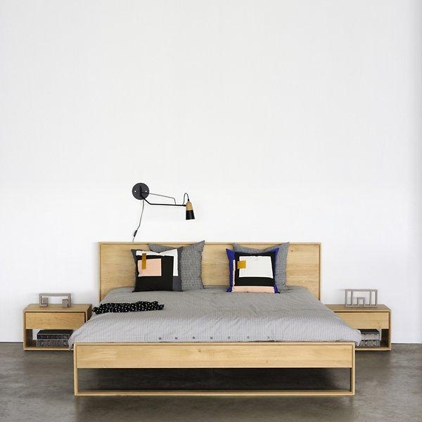 Nordic II Bedside Table  - 1 Drawer