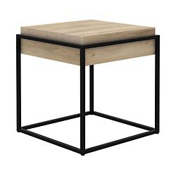 Oak Monolit Side Table