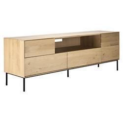 Oak TV Cupboard