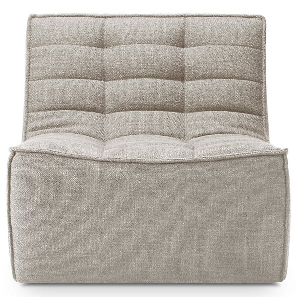 N701 1 Seater Sofa By Ethnicraft At
