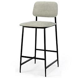 DC Stool with Backrest