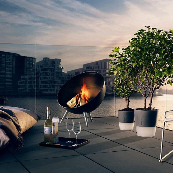 FireGlobe Fireplace