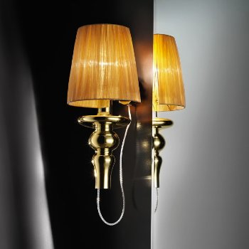 Shown in Chic Gold color