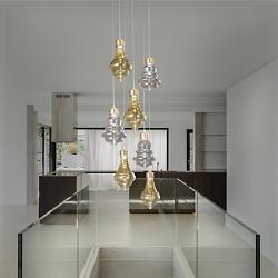 Trottola Mix LED Multi Light Pendant