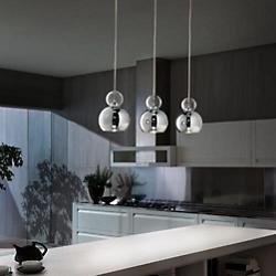 Memoria SO3 Linear LED Multi Light Pendant