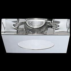 Faretti Lui Steel Recessed Light (Air Tight/LED) - OPEN BOX